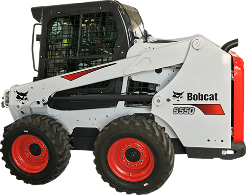 Picture of Bobcat skid-steer