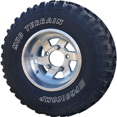 Picture of MUD TERRAIN tire