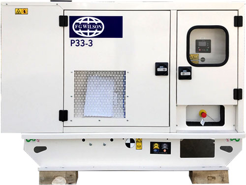 Picture of Diesel Generator