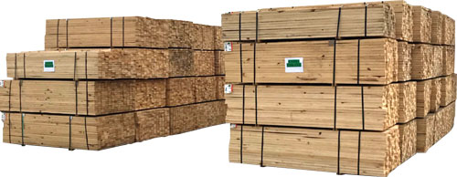 Picture of lumber