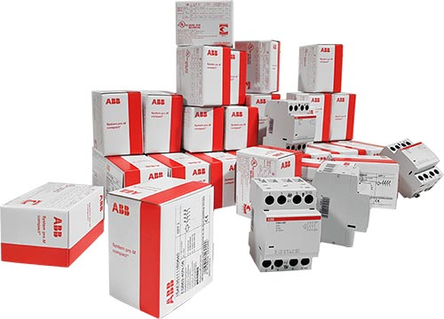 Picture of ABB modular DIN-Rail products