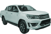 Hilux Double Cabin Pickup 4WD